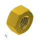 0426/00316  Nut, Hexagon M6 HN06 ZPY