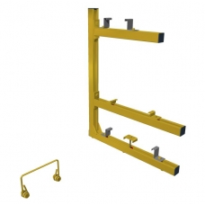 B9691  Frame, Intrasuite Cable Tray Support (1520-08)