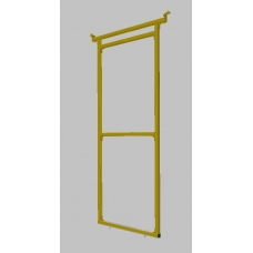 B15859 Frame, Suite Support 1000mm T-Support