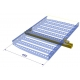 B15876-450 Kit, 450mm Wide Cable Tray Mounting Isolation