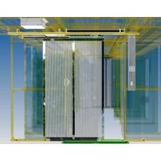 B15910-M 1220 Automated Internal Sliding Door (1220 opening)