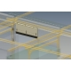B16101-04 Kit - Air Barrier Panel Over 2.1M Racks