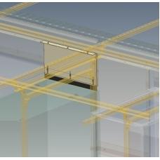 B16101-05 Kit - Air Barrier Panel Over 2.0M Racks