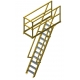 B9168  Ladder, Safety Superstructure Type 3 - 2400mm
