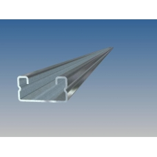 0426/00059  Channel, Single 41 x 21mm x 6M 4000 HDG