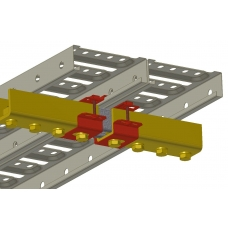 B14925 Hold down Bracket for Isolation Joints