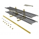 B9703  Kit, Intersuite Tray for Superstructure Ironwork