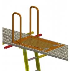 B14967 Mezzanine Floor Access Hatch Complete